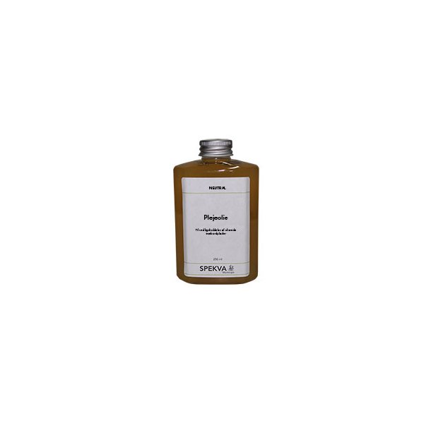 Plejeolie neutral 250 ml